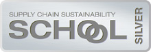 Supply Chain Sustainability School member silver