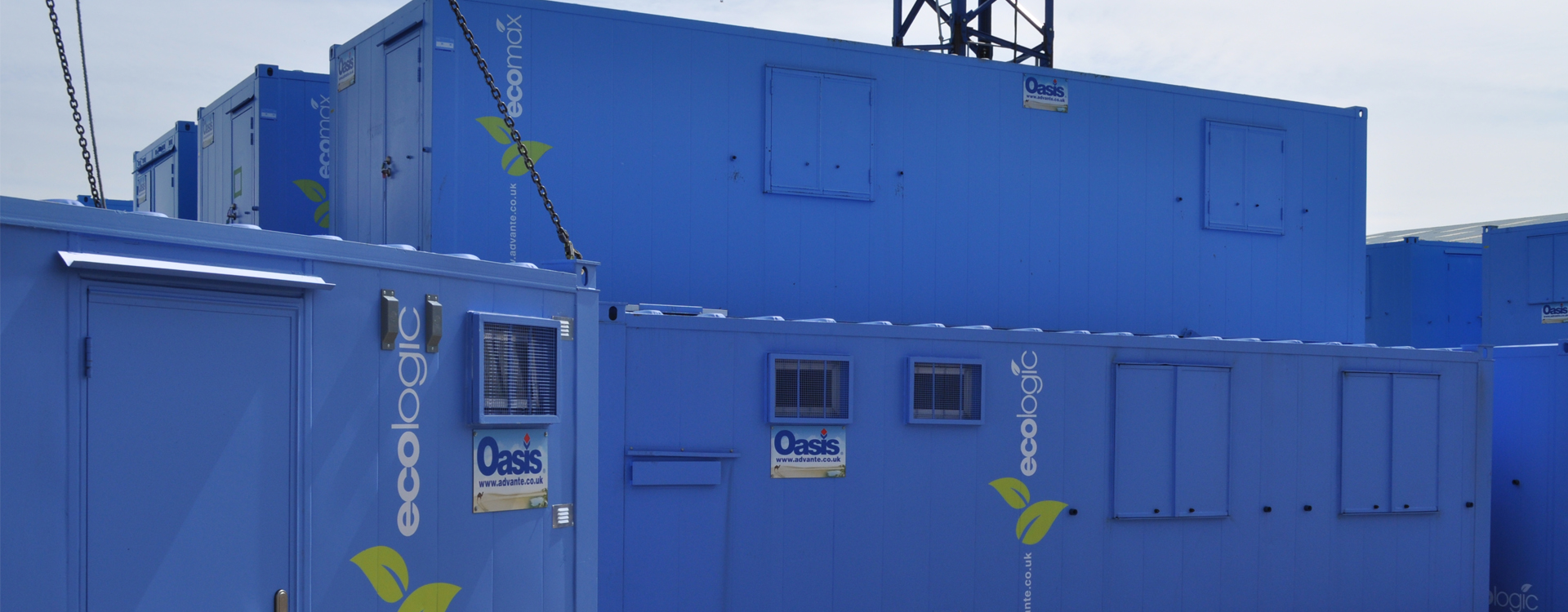 oasis welfare units ecologic ecomax in depot
