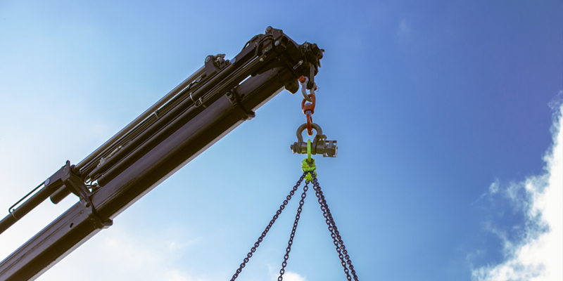 Crane lifting attachment