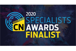 Finalist logo CN Specialists Awards 2020