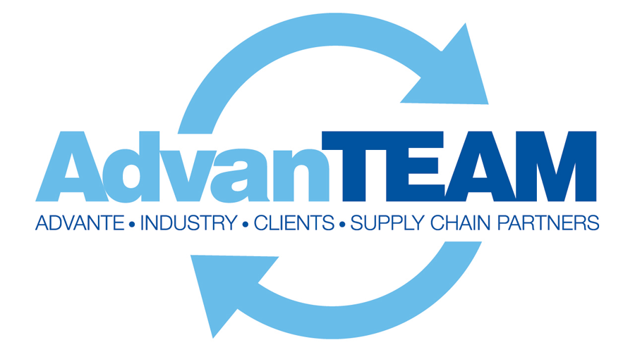 AdvanTeam logo with text