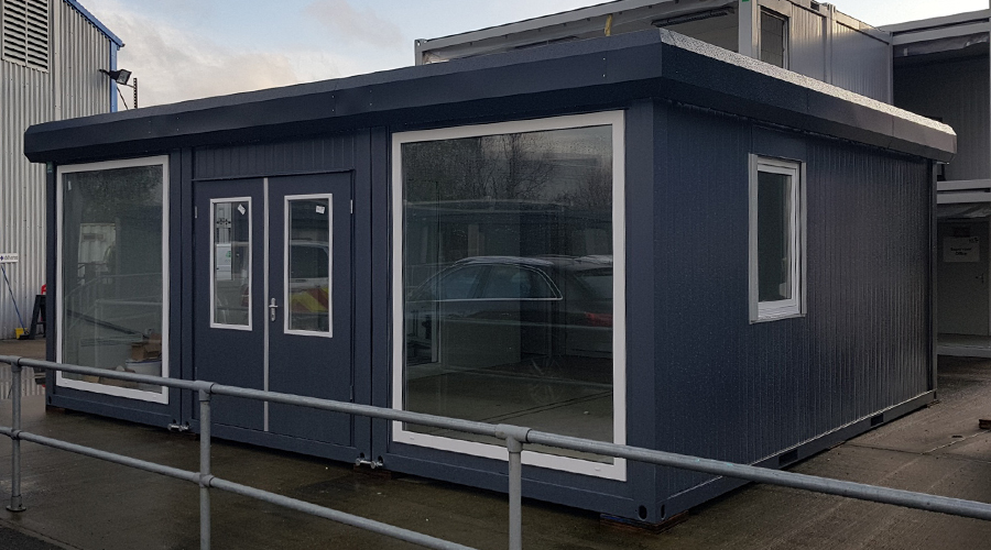 Oasis Building Site Welfare Cabin Units