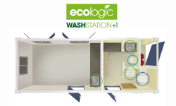 NEW: EcoLogic WashStation +1