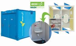 NEW: EcoLogic WashStation